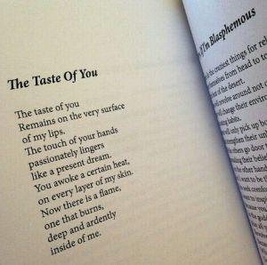 The Taste Of You #MMCM Mirtha Michelle: Mirtha Michel, Michel Castro, Letters