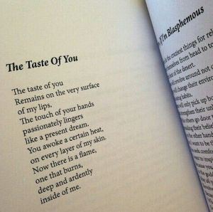 The Taste Of You #MMCM Mirtha Michelle: Mirtha Michel, Michel Castro, Letters